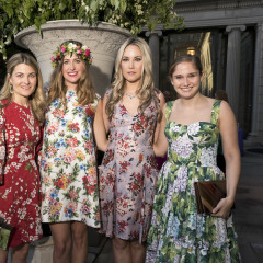 Best Dressed Guests: The Frick Spring Garden Party 2017