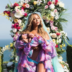 Beyoncé Reveals First Photo Of Twins Sir & Rumi!