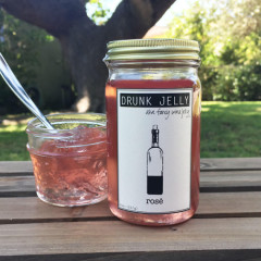 Upgrade your PB&J With Rosé Jelly!
