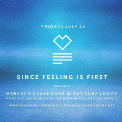 SFIF x Mereki's Clubhouse at The Surf Lodge