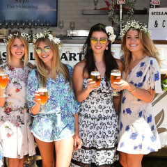 Inside The Crowns By Christy Hamptons Shopping Party With Stella Artois & More!