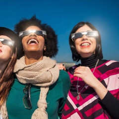 The NYC Guide To Celebrating The Solar Eclipse