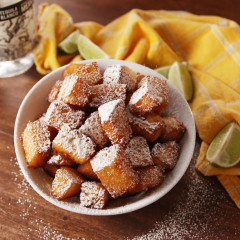Close Out The Summer With Fried Tequila Shots