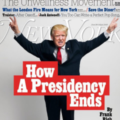 New York Magazine Presents Living with Trump, Writing About Trump