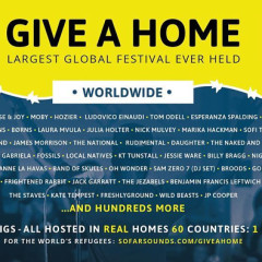 Amnesty Internation & Sofar Sounds Present Give A Home
