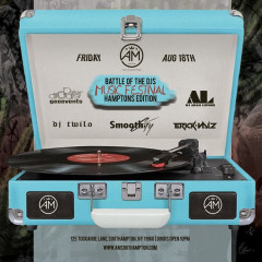 Battle of the DJs Music Festival Hamptons Edition