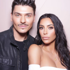 The Master Class with Mario Dedivanovic and Kim Kardashian