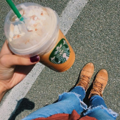 Pumpkin Cheesecake Frappuccinos Are Just Unicorn Lattes For Fall