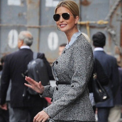 Ivanka Trump Took An SUV To Go Just One City Block...