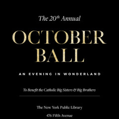 The 20th Annual October Ball