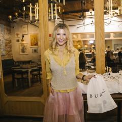 BURU founder Morgan Hutchinson Hosts Brunch For Influential Moms