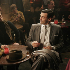 A 'Mad Men' Themed Lounge Is Opening In NYC
