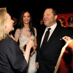 10 Photos Of Harvey Weinstein With People You Like Because Face It, The Illuminati Is Real