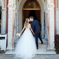 Science & Socialites: Inside CNN Reporter Rachel Crane's French Riviera Wedding