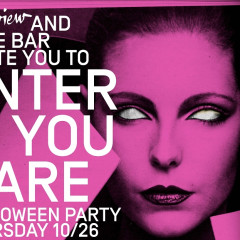 Interview Magazine's 'Enter If You Dare' Halloween Party