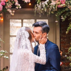 Inside It Girl DJ Harley Viera-Newton's Chill NYC Wedding