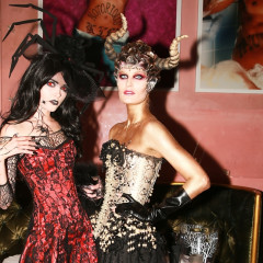 Interview Magazine Kicks Off Halloweekend With A Bash At Rose Bar