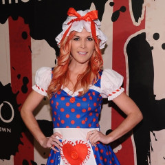 Tinsley Mortimer's Interesting Past Halloween Looks