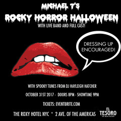 Rocky Horror Picture Show at The Roxy Hotel