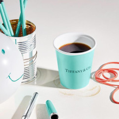 You Need These Tiffany & Co. Paper Cups