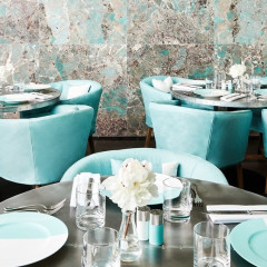 Tiffany & Co. Has Opened A Cafe!