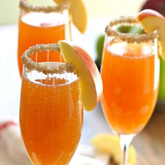 6 Fall Mimosas To Try This Weekend