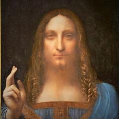 Lost Leonardo da Vinci Painting Sells For $450 Million, Breaking World Records
