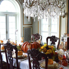 How To Have The Prettiest Thanksgiving