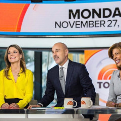 Twitter Reacts To Matt Lauer's Termination & Has One Big Question
