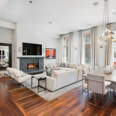Inside Bethenny Frankel's $13,500-A-Month Soho Loft