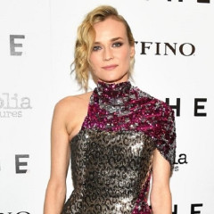 Diane Kruger Got Her First Tattoo Because She Lost A Bet