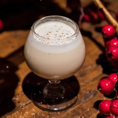 Where To Get Boozy Frozen Eggnog In NYC