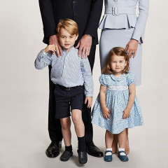 The Royal Christmas Card Is Too Cute For Words