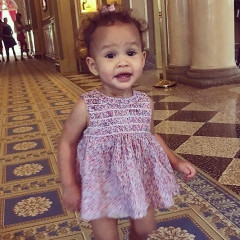 10 Times Chrissy Teigen & John Legend's Daughter Luna Inspired Our Inner Diva