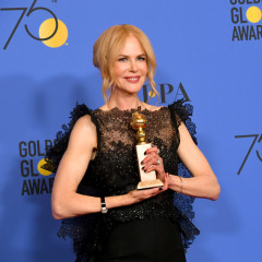 The Sad Secret Hidden In Nicole Kidman's Golden Globes Speech