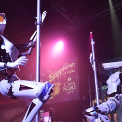 Robot Strippers Are Coming To NYC