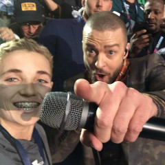 Super Bowl Selfie Kid Was The Best Meme Of The Night