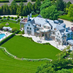 Inside An Iconic Shoe Designer's $72 Million Hamptons Estate