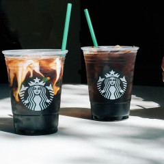Starbucks Is Releasing A Purple Ombré Cold Brew!