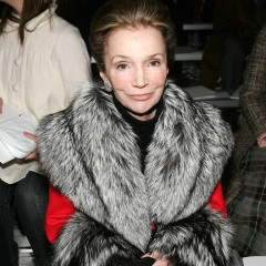 Lee Radziwill Had Quite The Chic Birthday Dinner