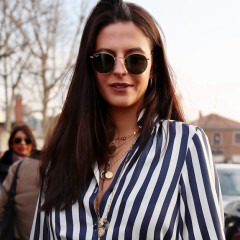 Street Style & Front Row Views From Milan Fashion Week