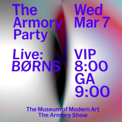 MoMA's Annual Armory Party