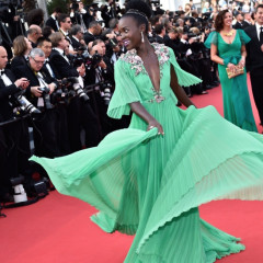 An Ode To The Colorful Style Of Lupita Nyong'o