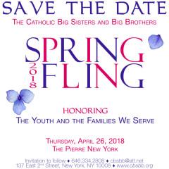 CBSBB Spring Fling 2018