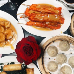 Cardi B & Rihanna Have The Same Favorite Restaurant In New York