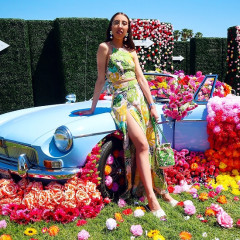 Style Star Caroline Vazzana Takes Us Inside Coachella's Most Coveted Bash