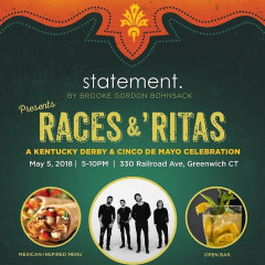You're Invited: Races and 'Ritas: A Kentucky Derby and Cinco De Mayo Celebration