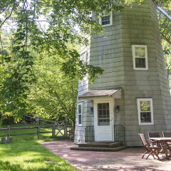 Rent Marilyn Monroe's Hamptons Windmill House For $55K This Summer
