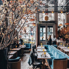 NYC Mother's Day Brunches That Are Gifts In Themselves