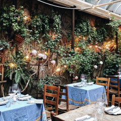 12 Lush Secret Garden Dining Spots In NYC
